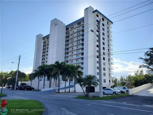 1401 N Riverside Dr #403, Pompano Beach, FL 33062 (MLS #F10303958) :: Green Realty Properties