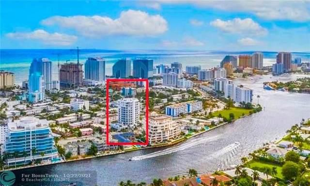 612 Bayshore Drive #501, Fort Lauderdale, FL 33304 (MLS #F10304382) :: The DJ & Lindsey Team