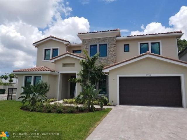 5728 Brookfield Cir, Hollywood, FL 33312 (MLS #F1350729) :: Green Realty Properties