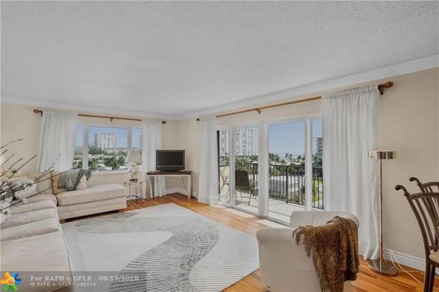 1200 Hibiscus Av #704, Pompano Beach, FL 33062 (MLS #F1374540) :: Green Realty Properties