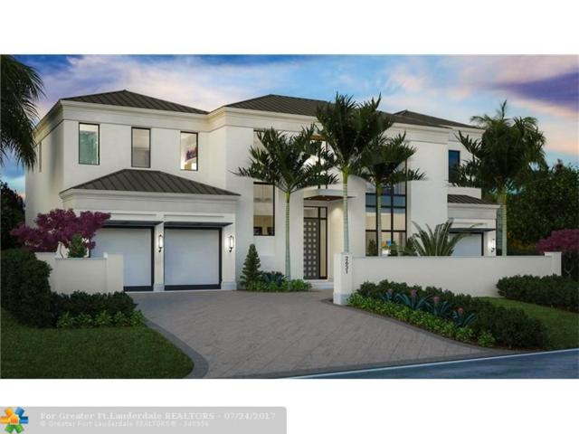 2631 NE 43rd St, Lighthouse Point, FL 33064 (MLS #F10036686) :: Green Realty Properties