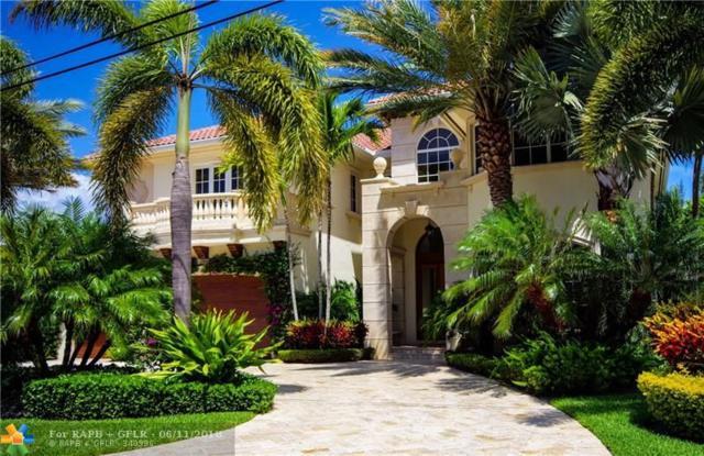 2817 NE 32ND St, Lighthouse Point, FL 33064 (MLS #F10053046) :: Green Realty Properties