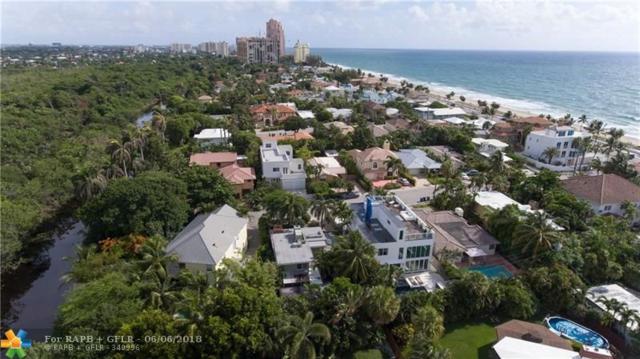 3304 NE 15th Ct, Fort Lauderdale, FL 33304 (MLS #F10073807) :: Green Realty Properties