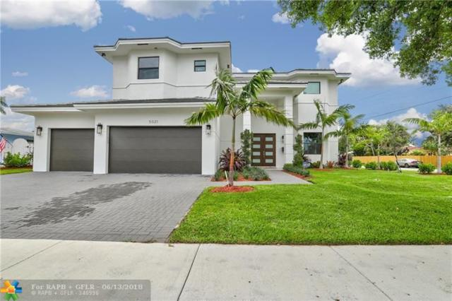 5021 NE 27th Ave, Lighthouse Point, FL 33064 (MLS #F10074735) :: Green Realty Properties