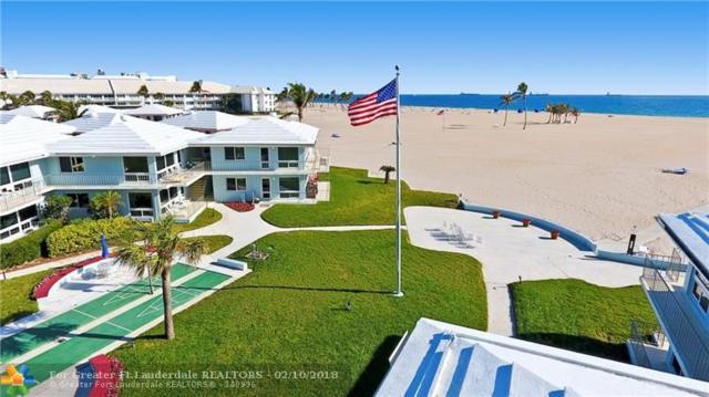 1956 S Ocean Ln #19, Fort Lauderdale, FL 33316 (MLS #F10081143) :: Green Realty Properties