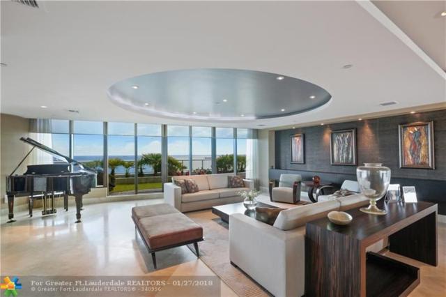 1 N Fort Lauderdale Beach Blvd #2302, Fort Lauderdale, FL 33304 (MLS #F10081960) :: Green Realty Properties