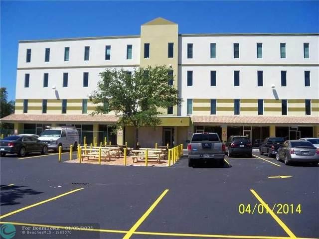 4000 N State Road 7 #312, Lauderdale Lakes, FL 33319 (MLS #F10089696) :: Green Realty Properties