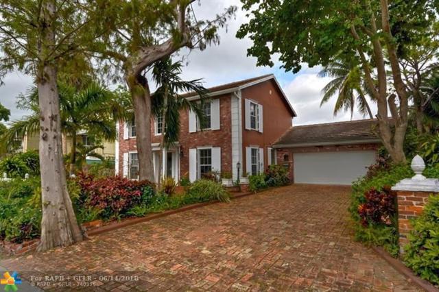 611 S Kensington Pl, Wilton Manors, FL 33305 (MLS #F10094743) :: Green Realty Properties