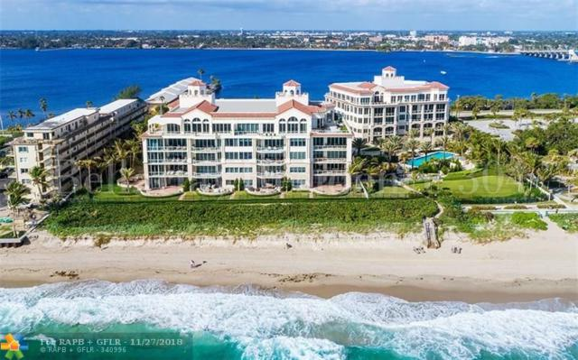 3000 S Ocean Bl #304, Palm Beach, FL 33480 (#F10095181) :: Baron Real Estate