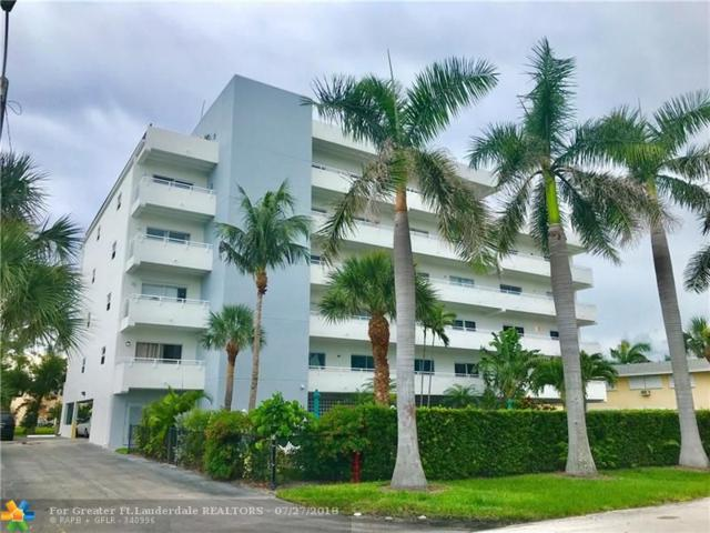 3212 NE 12th St #404, Pompano Beach, FL 33062 (MLS #F10096011) :: Green Realty Properties