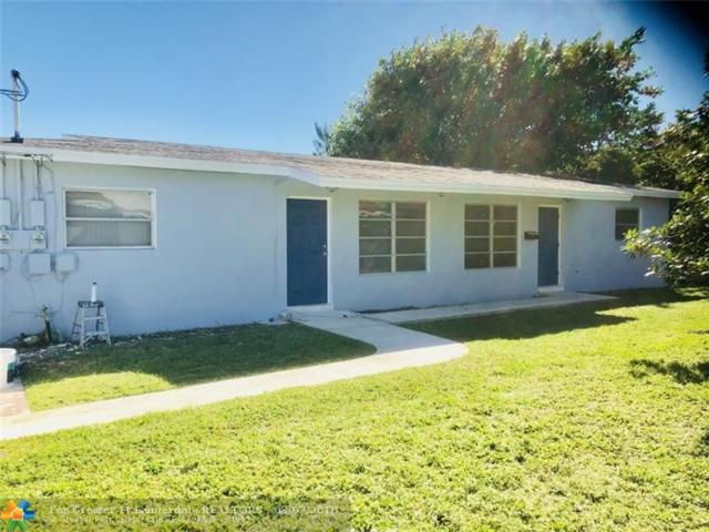2441 NW 9th Ter, Wilton Manors, FL 33311 (MLS #F10096492) :: Green Realty Properties