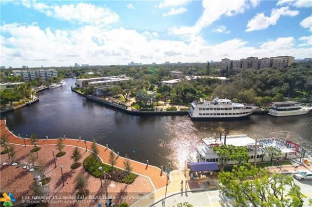 411 N New River Dr #901, Fort Lauderdale, FL 33301 (MLS #F10101366) :: Green Realty Properties