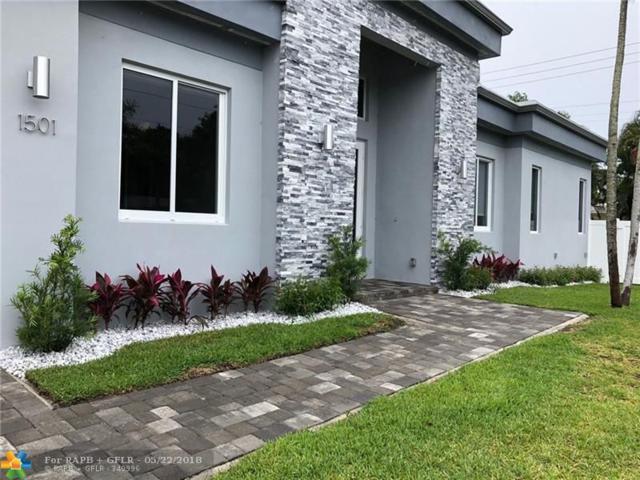 1501 NE 15th St, Fort Lauderdale, FL 33304 (MLS #F10102752) :: Green Realty Properties