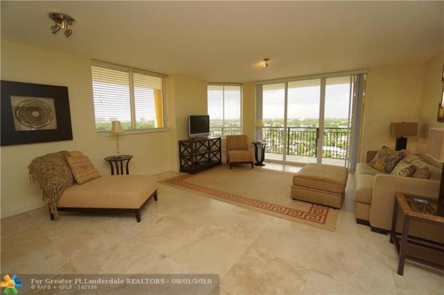 2011 N Ocean Blvd 802N, Fort Lauderdale, FL 33305 (MLS #F10103011) :: Green Realty Properties