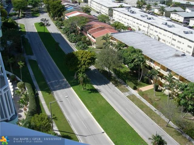 2150 E Sans Souci Blvd A-1508, North Miami, FL 33181 (MLS #F10107625) :: Green Realty Properties