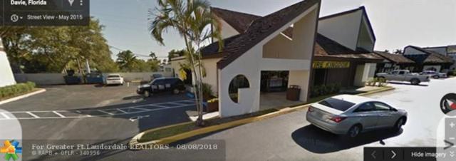 8410 W State Road 84, Davie, FL 33324 (MLS #F10107645) :: Green Realty Properties