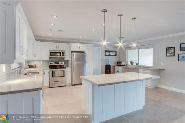 2306 NE 16th Ave, Wilton Manors, FL 33305 (MLS #F10108019) :: Green Realty Properties