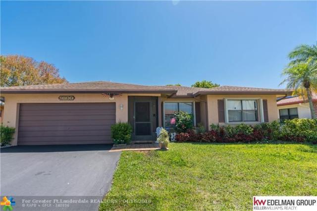 9800 NW 75th St, Tamarac, FL 33321 (MLS #F10111058) :: Green Realty Properties
