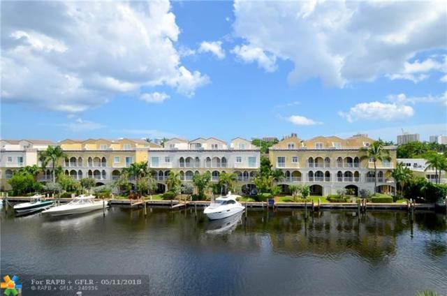 73 Isle Of Venice Dr #73, Fort Lauderdale, FL 33301 (MLS #F10111474) :: Green Realty Properties
