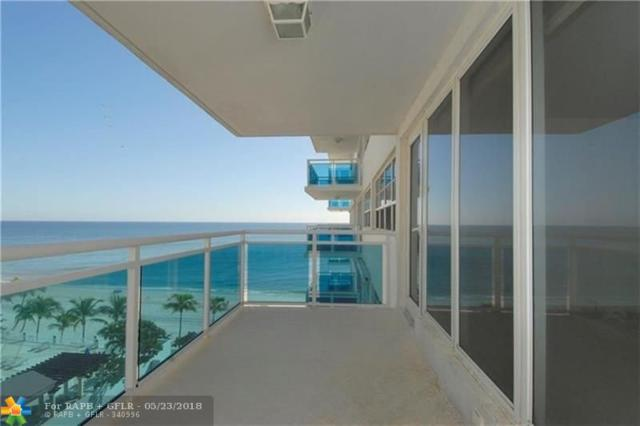 3430 Galt Ocean Dr #804, Fort Lauderdale, FL 33308 (MLS #F10114034) :: Green Realty Properties