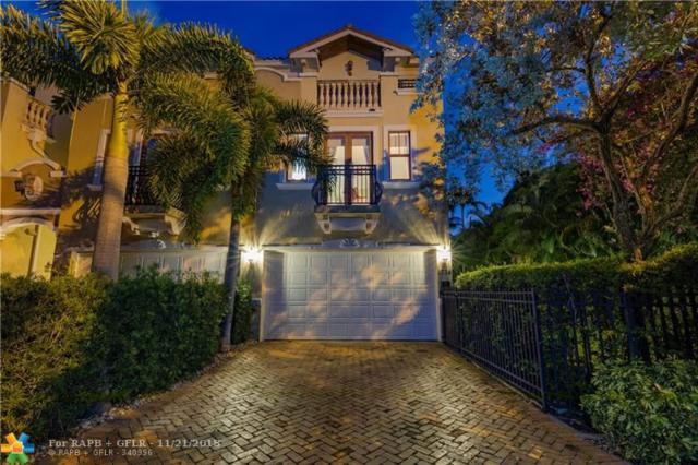 1734 NE 7th Street #1734, Fort Lauderdale, FL 33304 (MLS #F10115093) :: Green Realty Properties