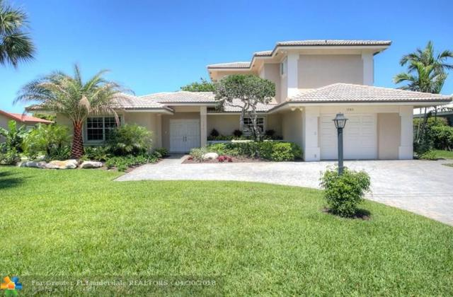 1741 W Terra Mar Dr, Lauderdale By The Sea, FL 33062 (MLS #F10115143) :: Green Realty Properties