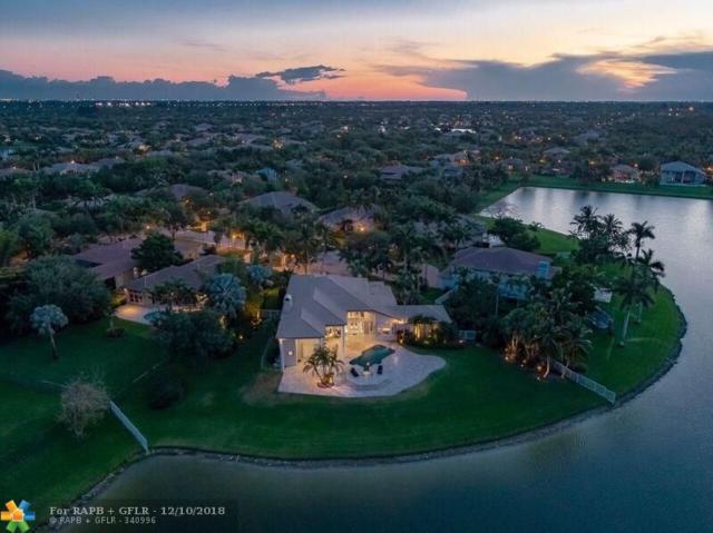 3004 Lake Point Pl, Davie, FL 33328 (MLS #F10116875) :: Green Realty Properties