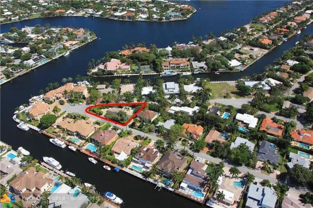 414 Seven Isles Drive, Fort Lauderdale, FL 33305 (MLS #F10117239) :: Green Realty Properties
