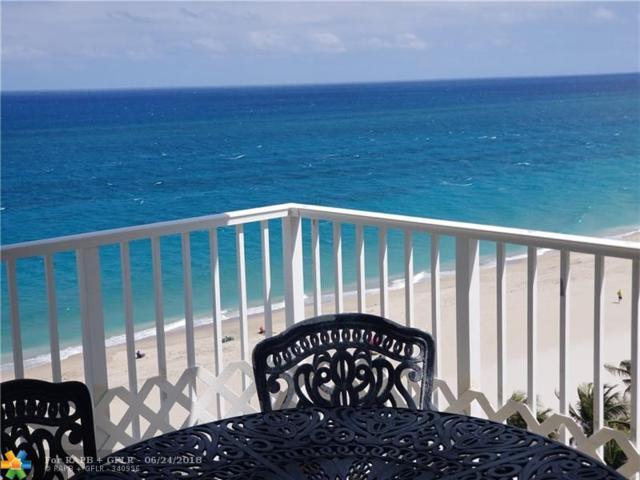 812 Briny Ave 10C, Pompano Beach, FL 33062 (MLS #F10117808) :: Green Realty Properties