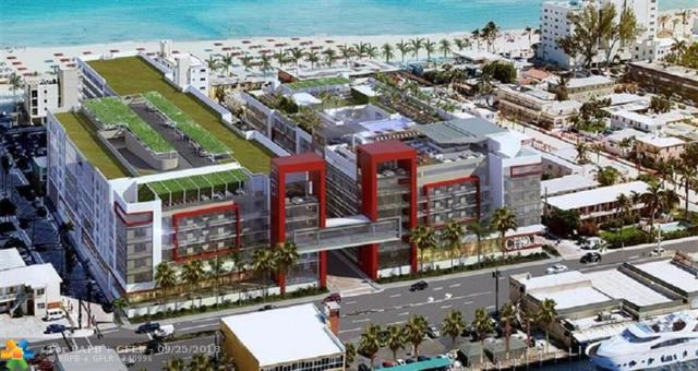 777 N Ocean Dr S-202, Hollywood, FL 33019 (MLS #F10117820) :: Green Realty Properties