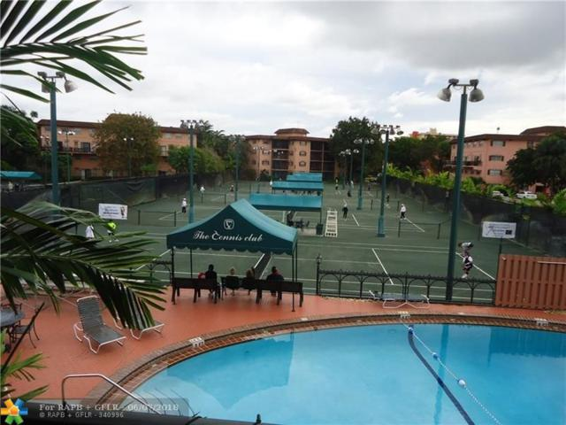 620 Tennis Club Dr #302, Fort Lauderdale, FL 33311 (MLS #F10119057) :: Green Realty Properties