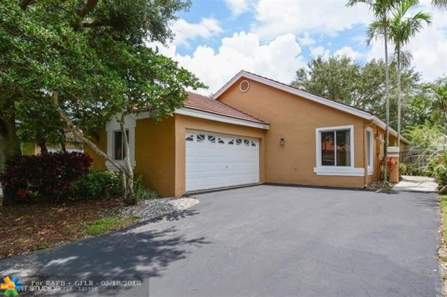 10054 NW 2nd St, Plantation, FL 33324 (MLS #F10122023) :: Green Realty Properties
