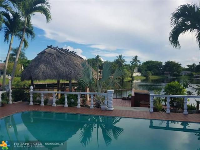 8906 Mahogany Ter, Plantation, FL 33324 (MLS #F10122233) :: Green Realty Properties