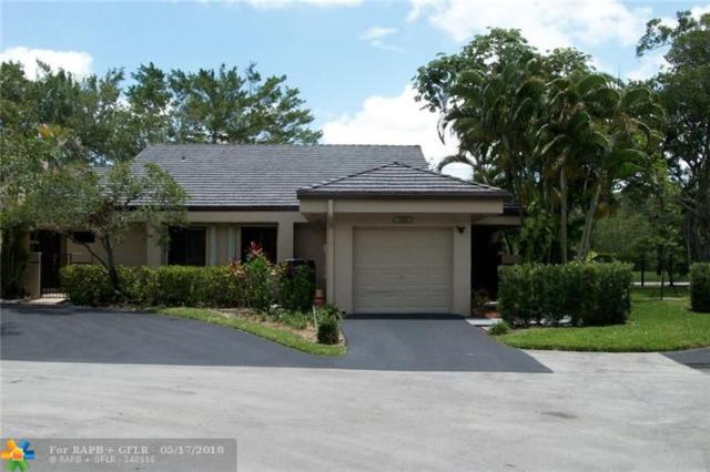 9221 N Chelsea Dr #9221, Plantation, FL 33324 (MLS #F10122315) :: Green Realty Properties