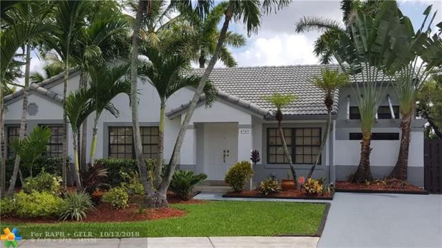 4349 SW 153rd Ct, Miami, FL 33185 (MLS #F10125176) :: Green Realty Properties