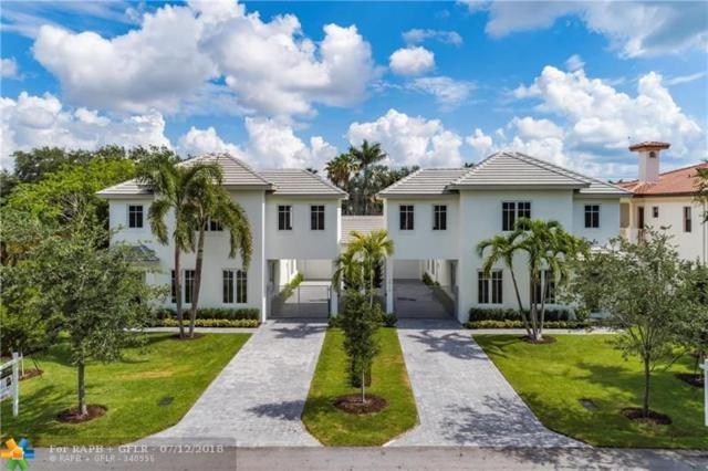 2719 NE 20th Ct, Fort Lauderdale, FL 33305 (MLS #F10125522) :: Green Realty Properties