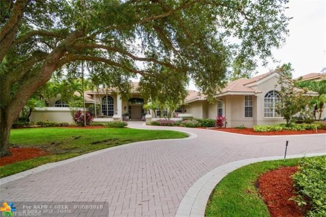 5220 Whisper Dr, Coral Springs, FL 33067 (MLS #F10125941) :: Green Realty Properties