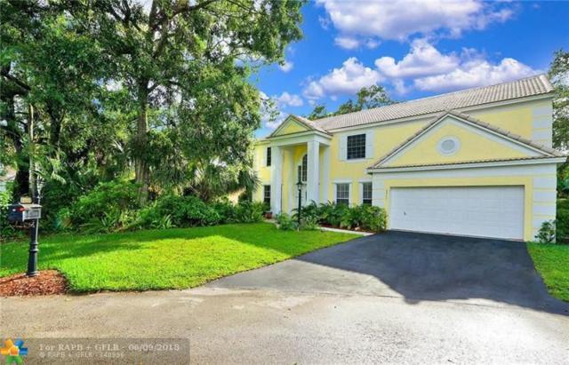 7511 Live Oak Dr, Coral Springs, FL 33065 (MLS #F10126190) :: Green Realty Properties