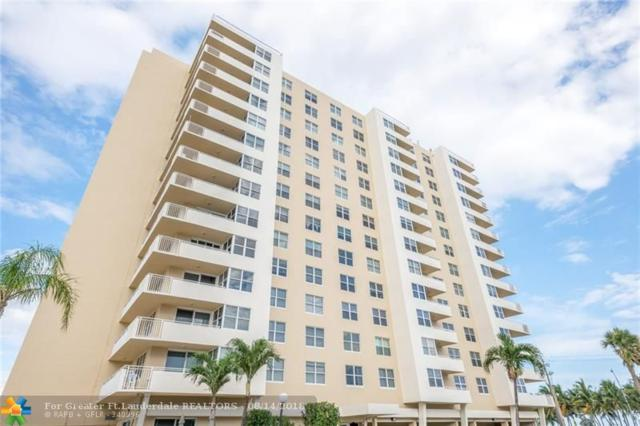 2639 N Riverside Dr #304, Pompano Beach, FL 33062 (MLS #F10128690) :: Green Realty Properties