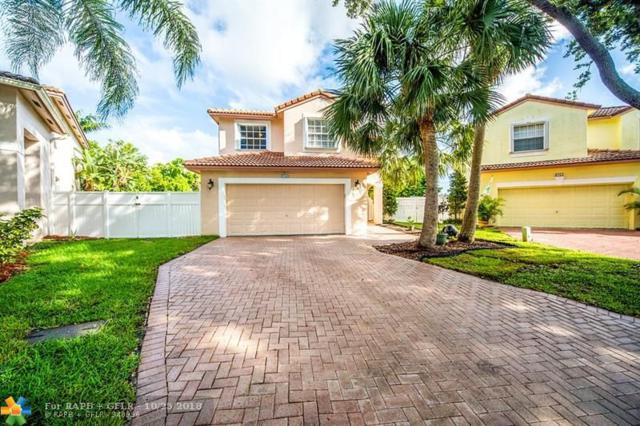 6259 NW 38th Dr, Coral Springs, FL 33067 (MLS #F10129391) :: Green Realty Properties