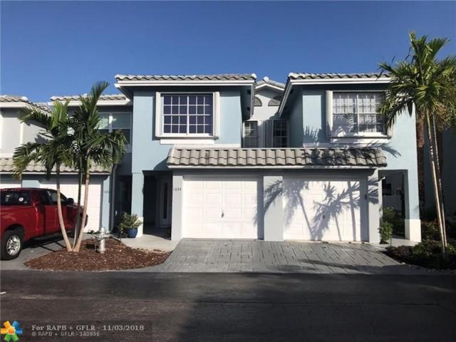 1034 Jeffery St #3, Boca Raton, FL 33487 (MLS #F10129544) :: Green Realty Properties