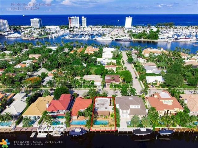 639 Poinciana Dr, Fort Lauderdale, FL 33301 (MLS #F10129975) :: Green Realty Properties