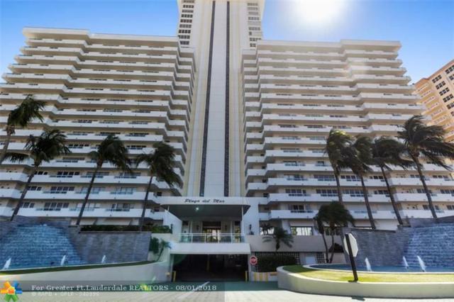 3900 Galt Ocean Dr 1705A, Fort Lauderdale, FL 33308 (MLS #F10130019) :: Green Realty Properties