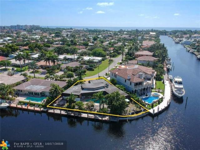 4401 NE 27th Ave, Lighthouse Point, FL 33064 (MLS #F10130211) :: Green Realty Properties