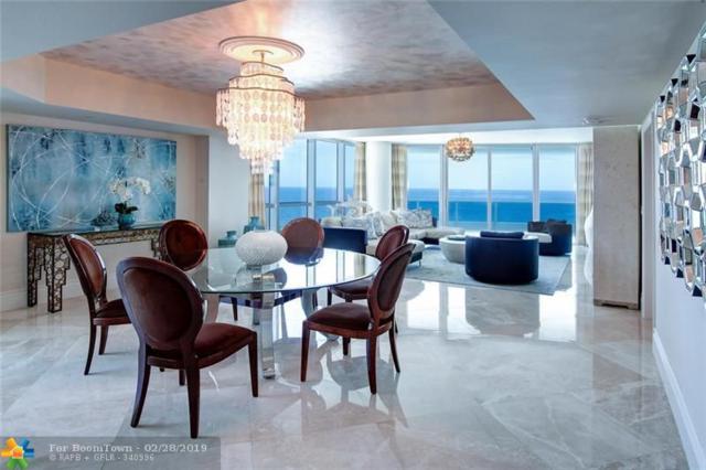 1600 S Ocean Blvd #604, Lauderdale By The Sea, FL 33062 (MLS #F10130973) :: The O'Flaherty Team