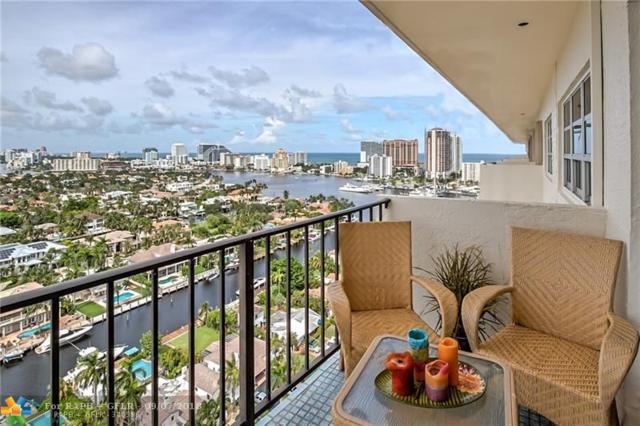 2500 E Las Olas Bl Ph 8, Fort Lauderdale, FL 33301 (MLS #F10131420) :: Green Realty Properties