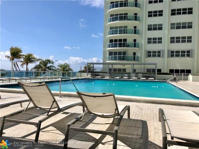 3410 Galt Ocean Dr 907N, Fort Lauderdale, FL 33308 (MLS #F10131586) :: Green Realty Properties