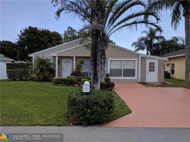 8299 Garden Gate Pl, Boca Raton, FL 33433 (MLS #F10131667) :: Green Realty Properties