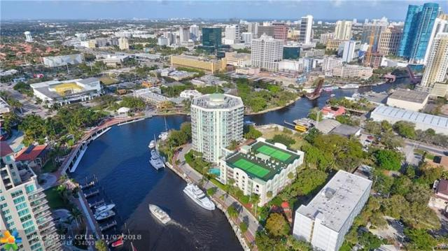 401 SW 4th Ave #604, Fort Lauderdale, FL 33315 (MLS #F10131890) :: Green Realty Properties