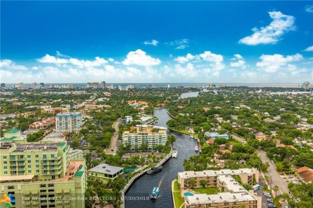 411 N New River Dr #3003, Fort Lauderdale, FL 33301 (MLS #F10133296) :: Green Realty Properties